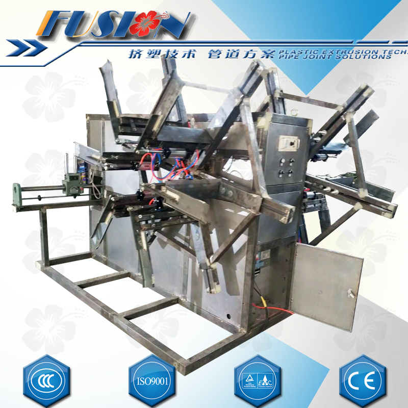 HDPE Pipe Winding Machine