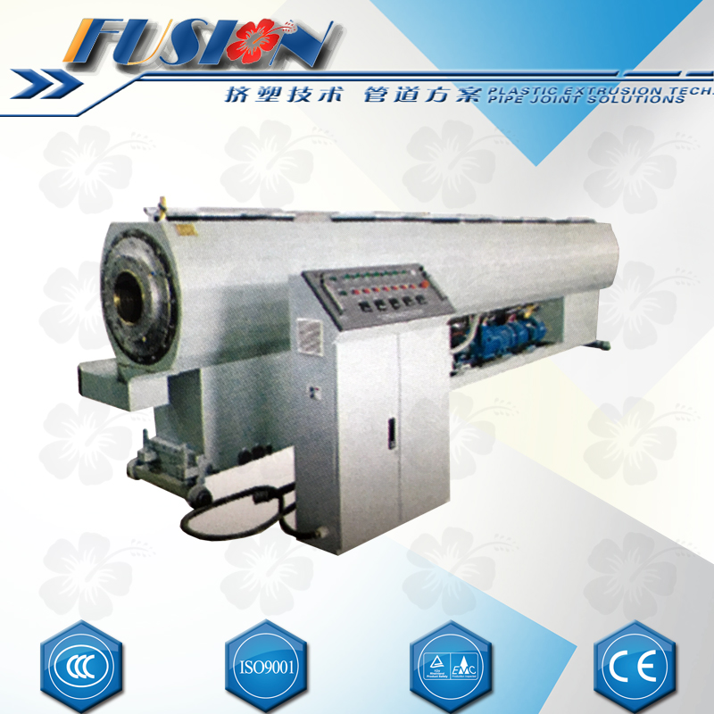 HDPE Solid Wall Pipe Extrusion Line