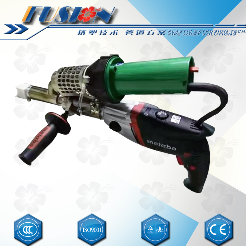 Plastic Extrusion Welding Machine